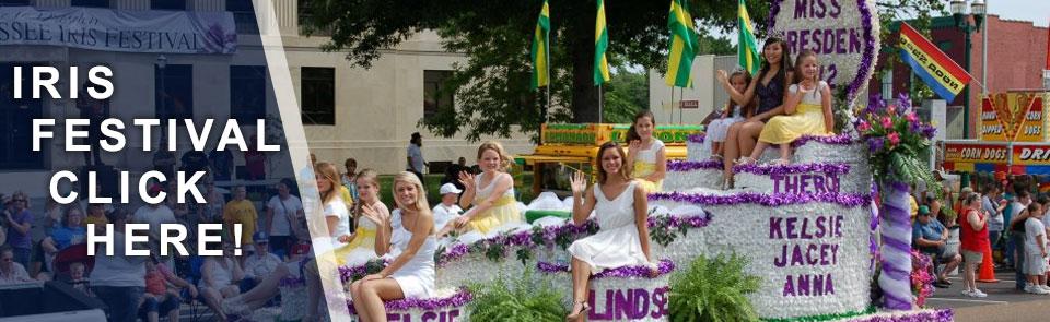 Tennessee Iris Festival
